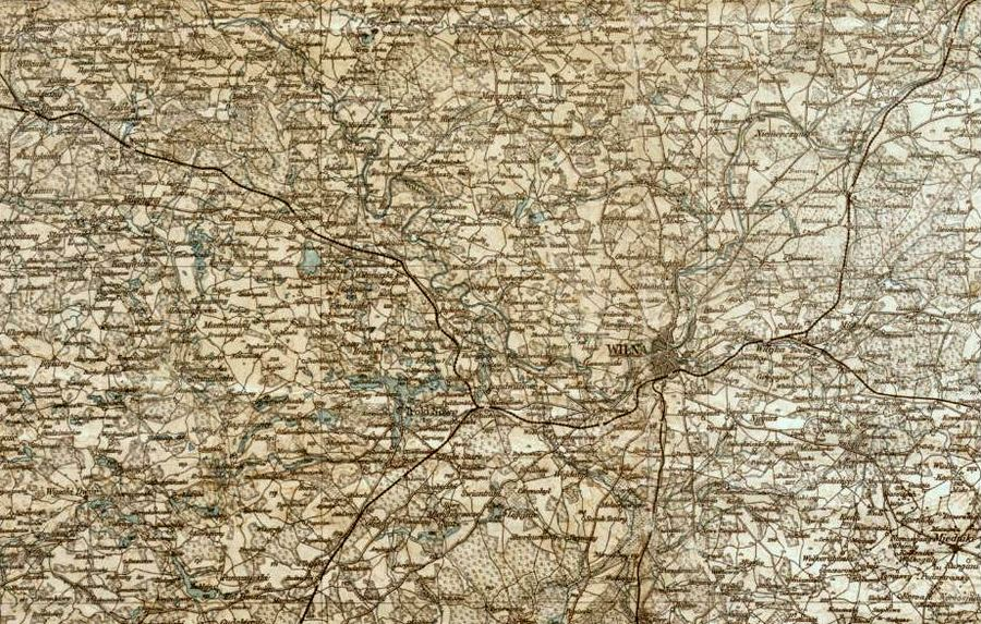 istorinis žemėlapis