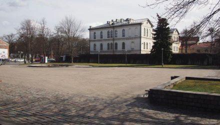 Kauno Steigiamojo seimo aikštė