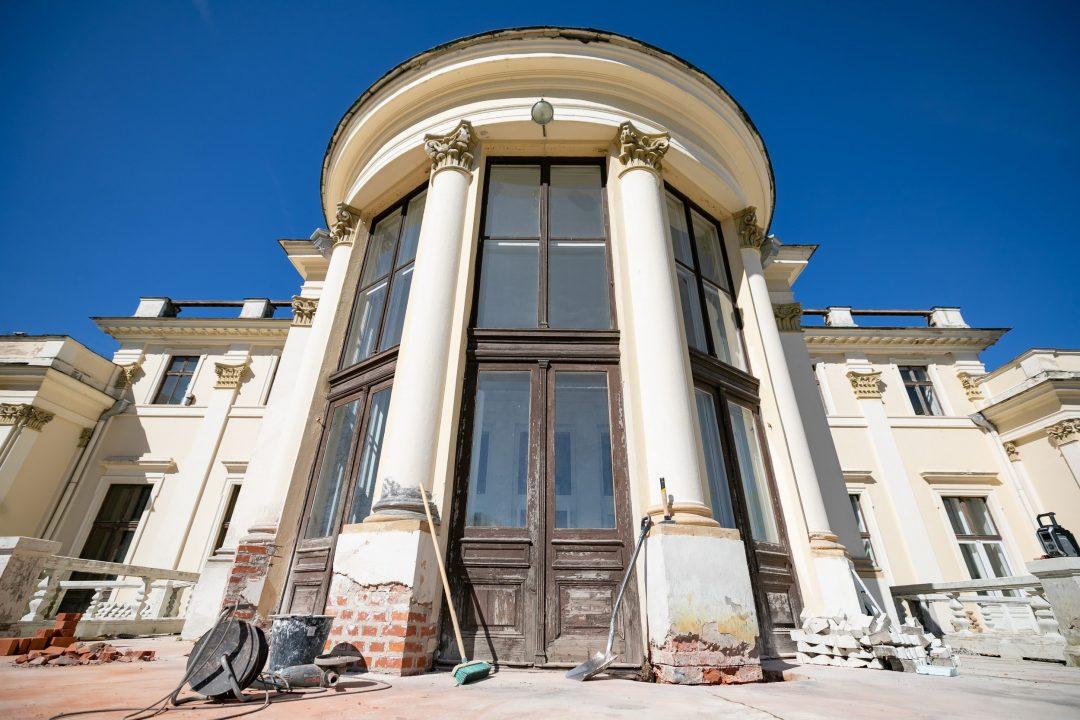 Trakų Vokės dvaro rūmai