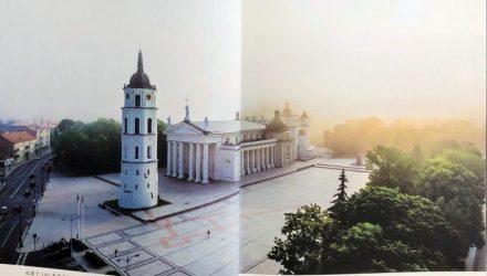 Vilnius: savas ir svetimas