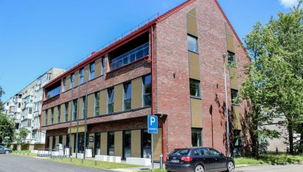 """Kauno atžalynp"" biblioteka Klaipėdoje"