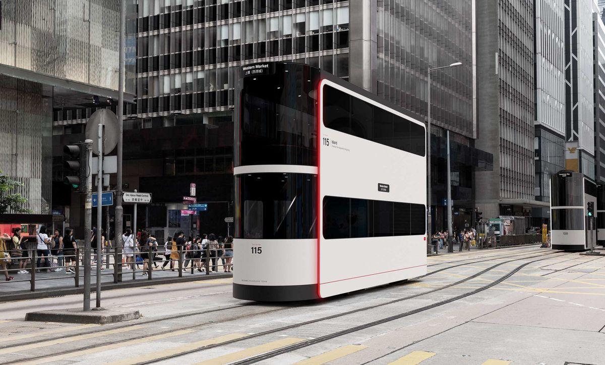Honkongo tramvajus