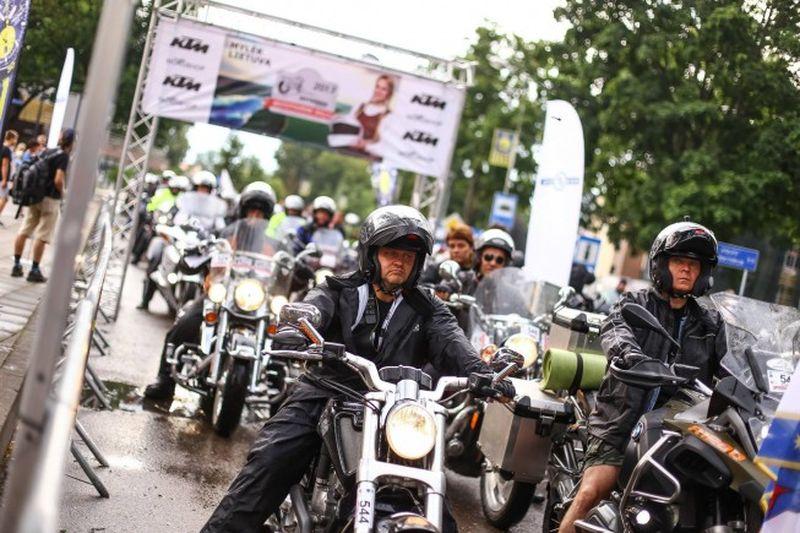 Ryterna modul Mototourism rally