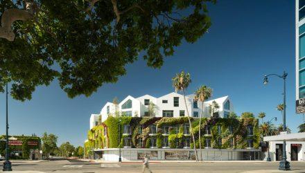 Namas-sodas Los Andžele