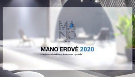 Mano erdvė 2020