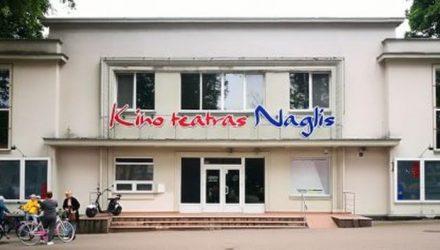 """Kino teatras """"Naglis"""""""