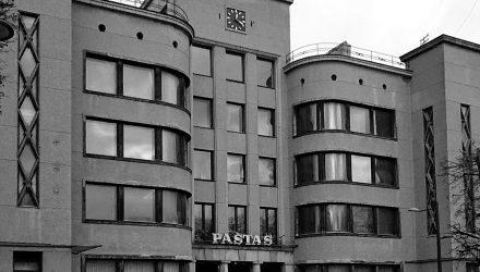 Architektūros muziejui pritaikytas Kauno centrinis paštas (arch. F.Vizbaras) galėtų tapto Europos sąjungos naujosios iniciatyvos apologetu. Foto : ©PILOTAS.LT