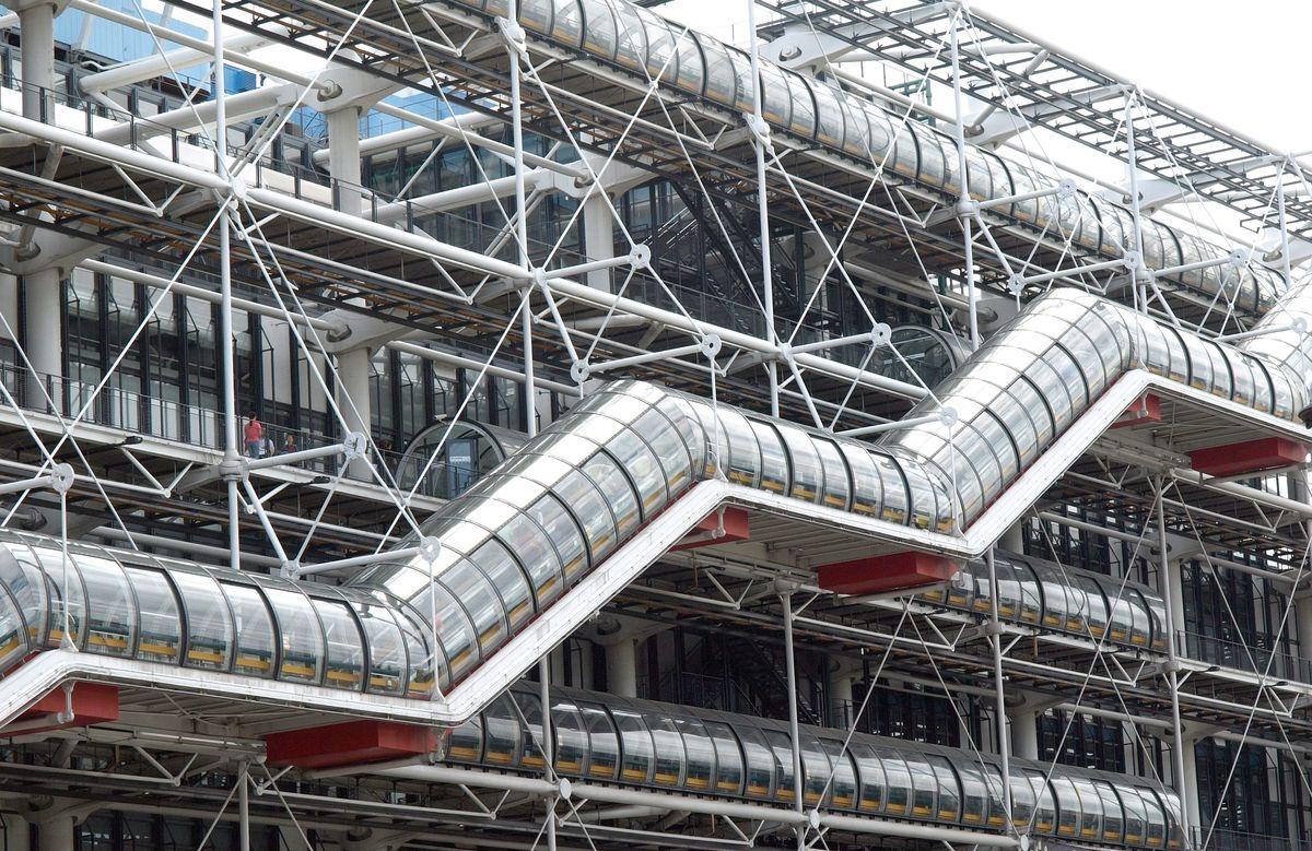 Pompidou meno centras