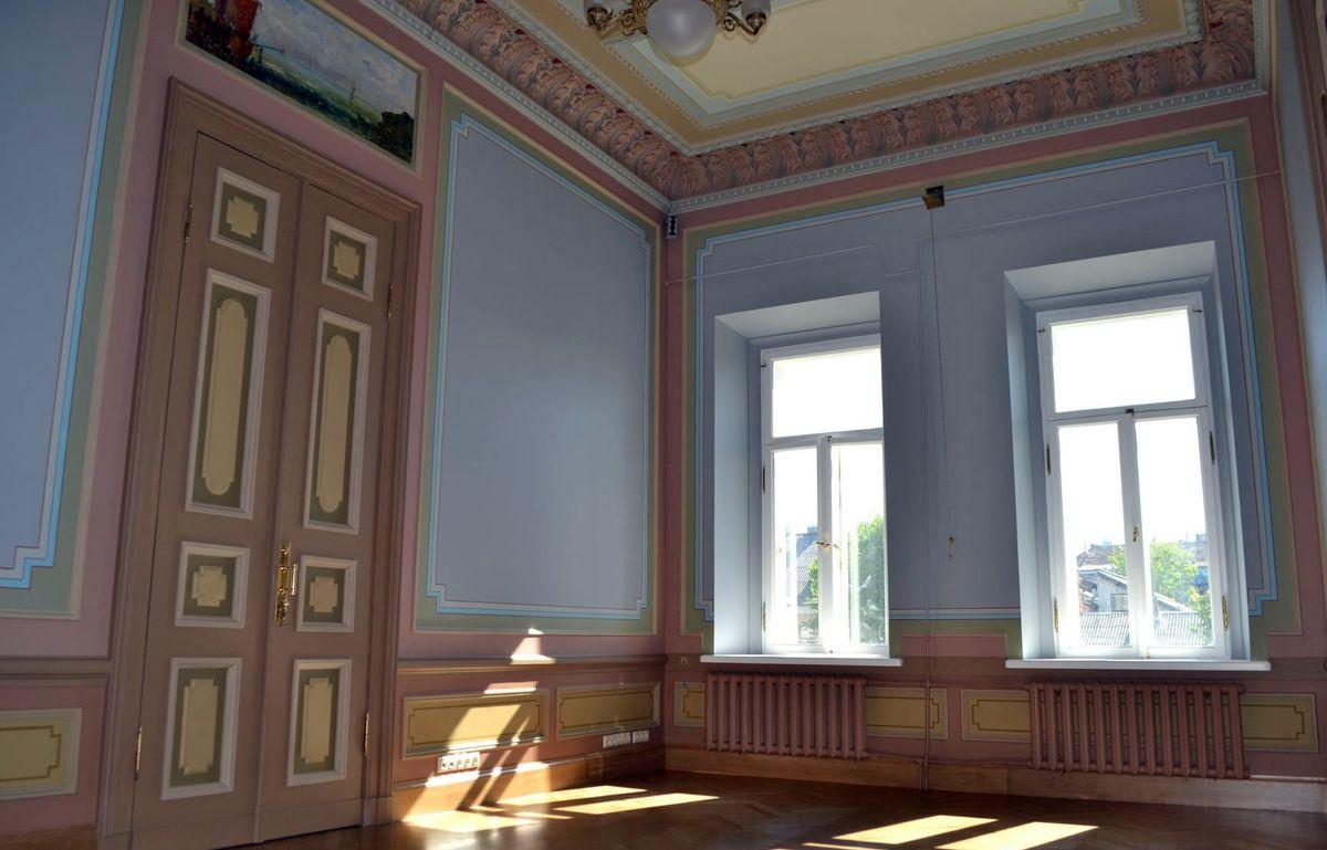 Kauno tvirtovės komendanto rūmai