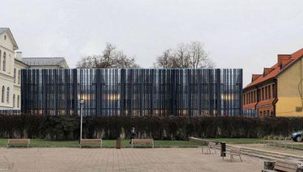 Kauno Maironio gimnazijos  sporto salė