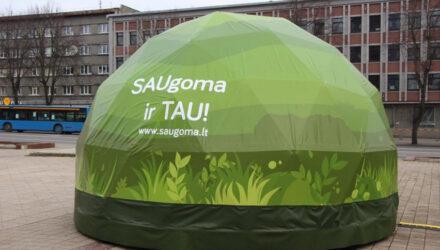 Žaliasis kupolas