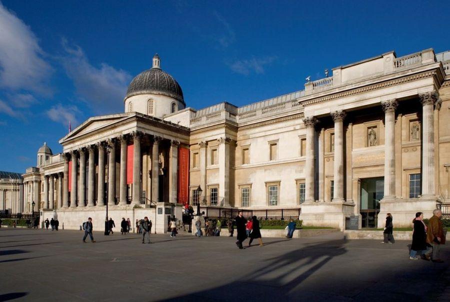 Nacionalinė galerija Londone