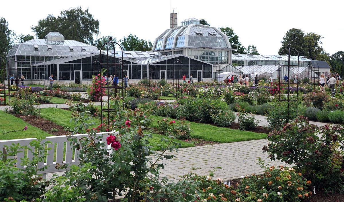 Kauno botanikos sodas