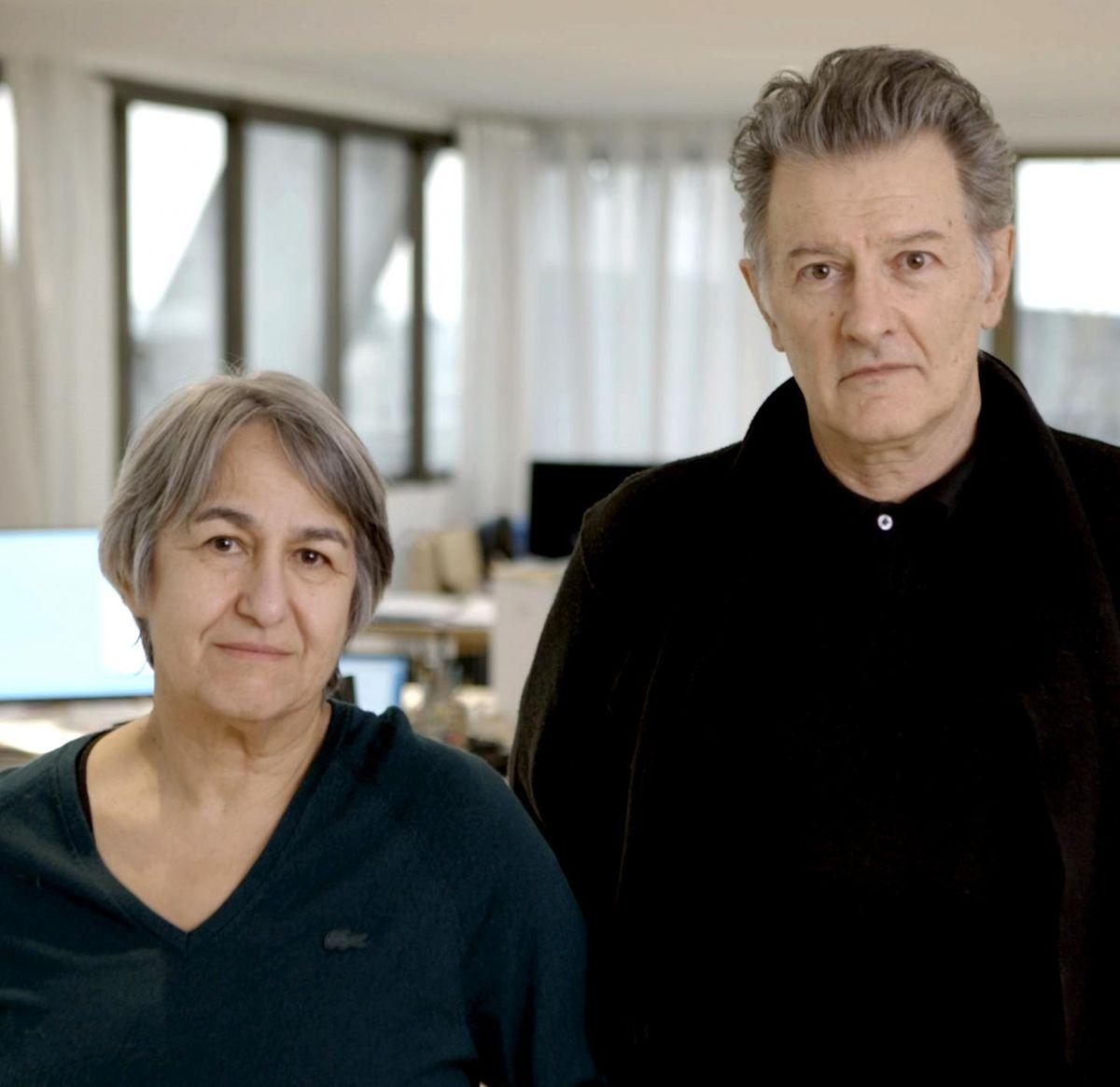 Anne Lacaton ir Jean Philippe Vassal