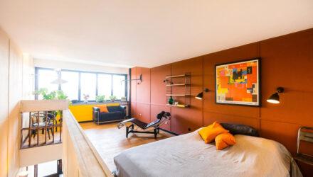 Corbusierhaus, butas nr. 258 (diz. Ph.Mohras).