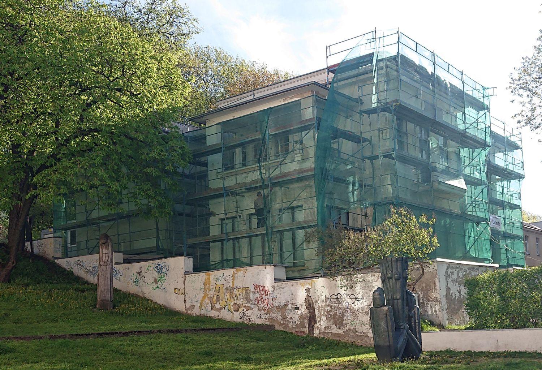 Kauno menininkų namai