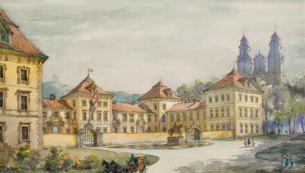 Jonušo Radvilos rūmai
