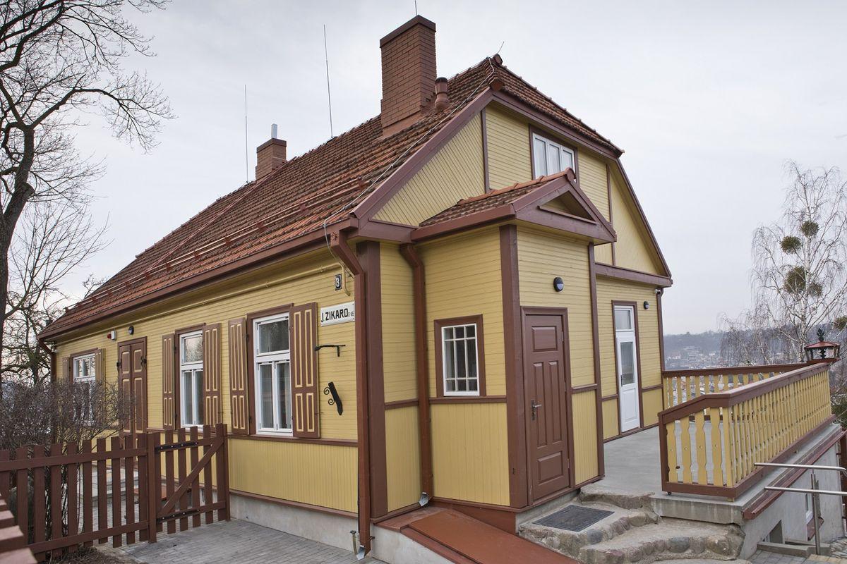 Zikaro namai