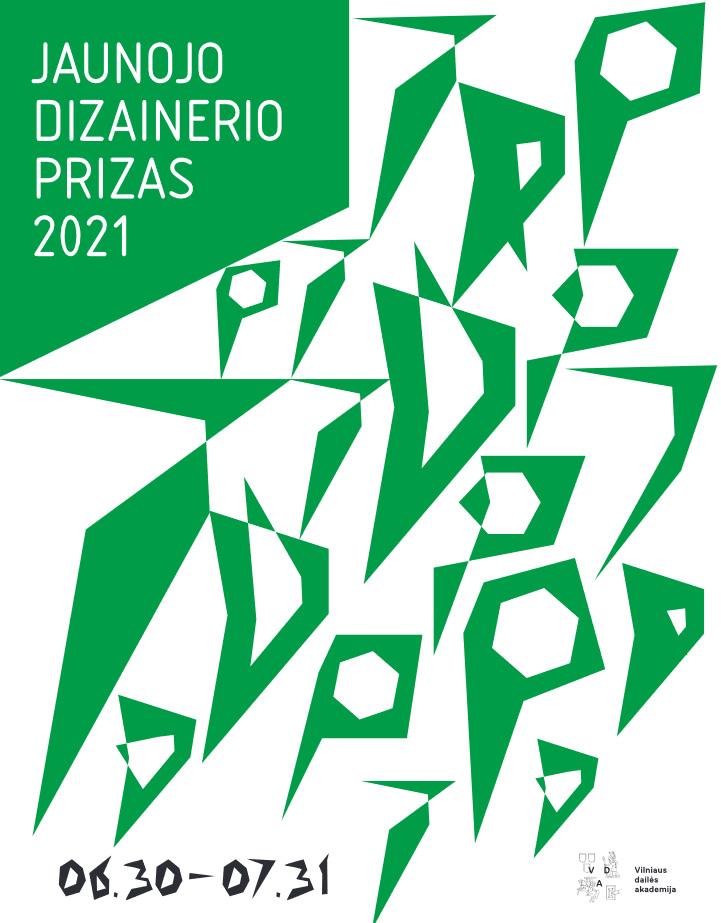 Jaunojo dizainerio prizas 2021