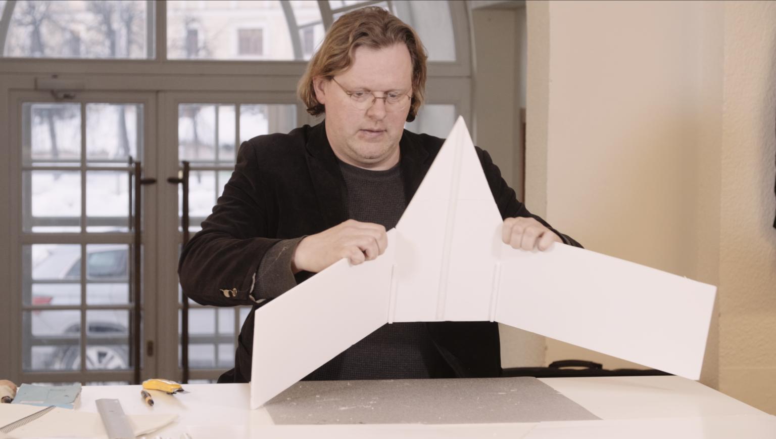 Pamokos apie architektūrą