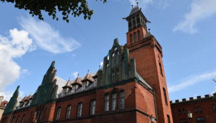 Klaipėdos centrinis paštas