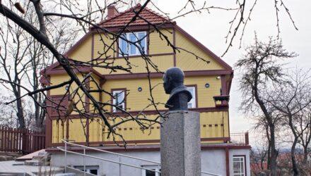 Zikaro namai-muziejus