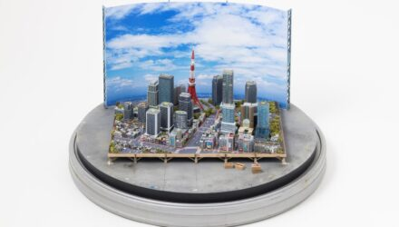 Satoshi Araki. Kino studija. 2017. Japonijos fondas
